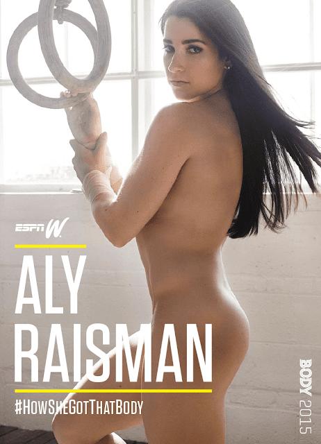 Foto Aly Raisman Cantik, Paha, Atlet, Seksi