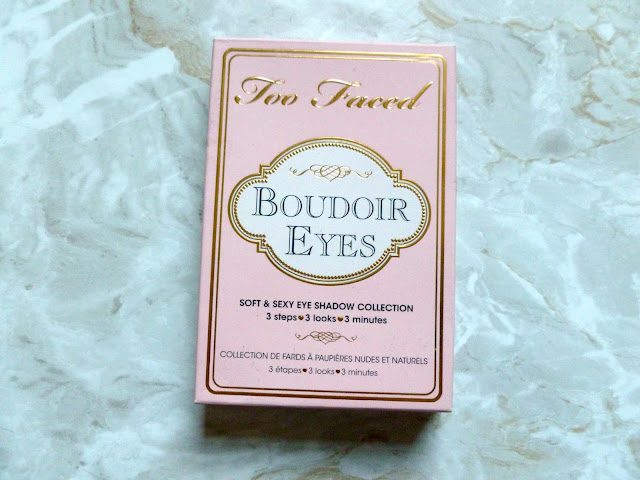 Too Faced Boudoir Eyes Palette