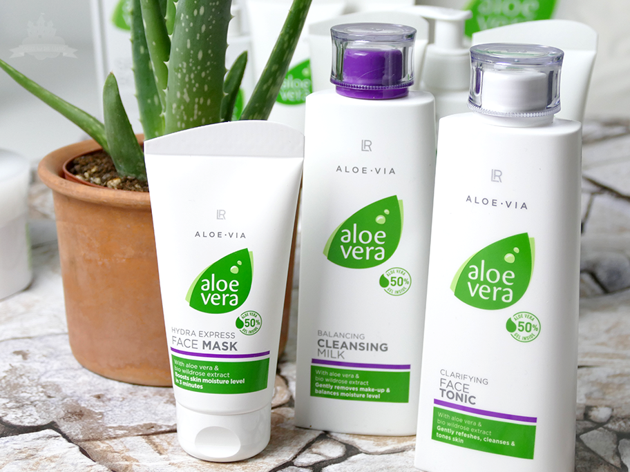 Aloe Vera Pflegelinie LR Aloe Via Face Care
