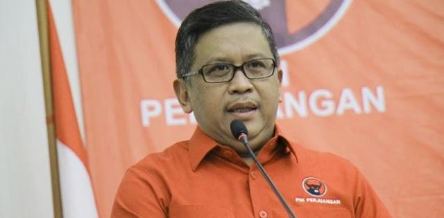 Hasto Kristiyanto: Nama Cawapres Sudah Di Saku Presiden, Kami Melihat Kantongnya Semi-semi Tebal
