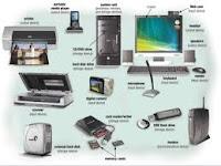 Jenis Hardware yang ada di dalam CPU dan Diluar CPU