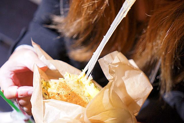 DSC09454 - 台中深夜食堂│深夜戴綠帽吃燒餅,綠帽燒餅試賣期間只到31號跨年夜,元旦就會先停售做修正(已歇業