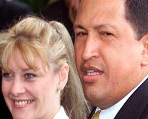 """""""EL COMANDANTE"""" Mira la escena """"caliente"""" entre María Isabel y Hugo Chávez (+Video)"""