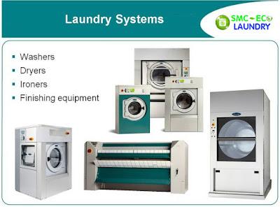 Chuyên cung cấp thiết bị giặt là công nghiệp | SMC ECO LAUNDRY