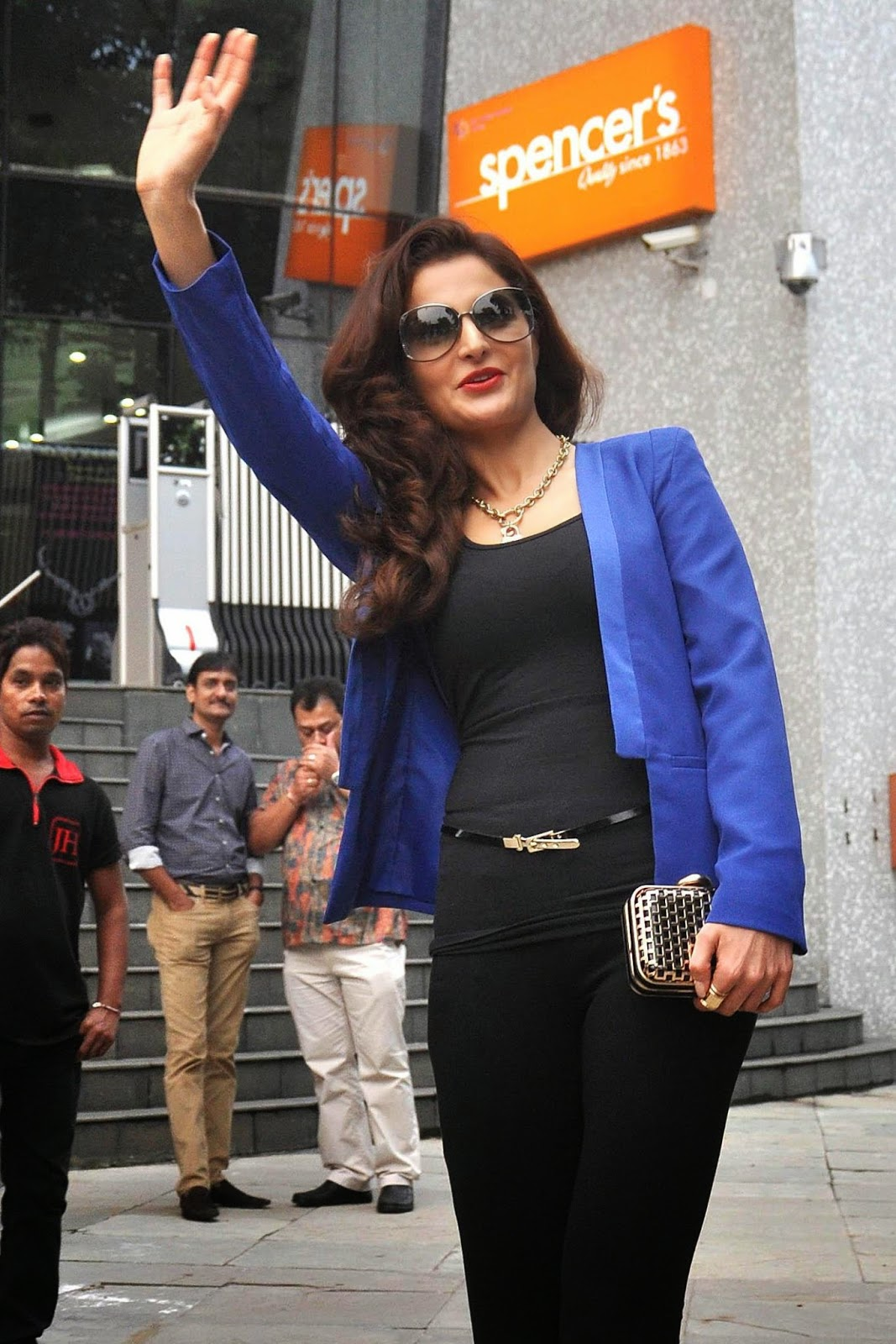 High Quality Bollywood Celebrity Pictures Monica Bedi -2848