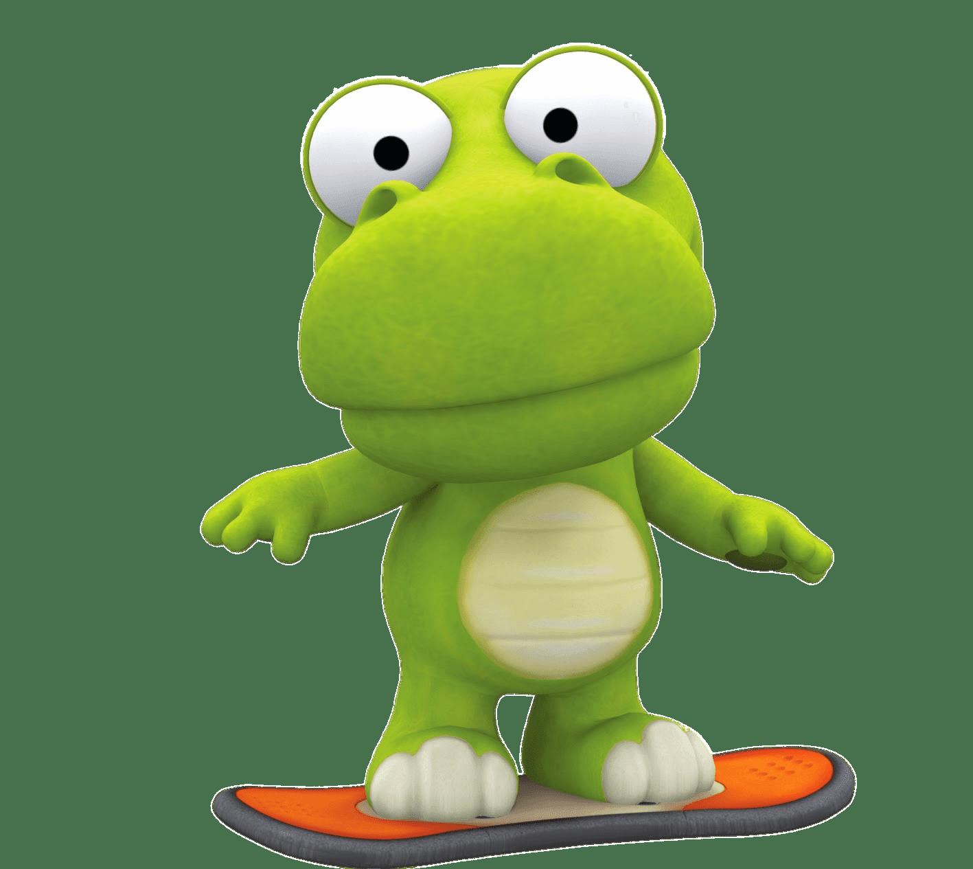Cartoon Characters Pororo PNG