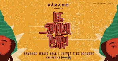 Concierto de Lee Scratch Perry En Bogota 1