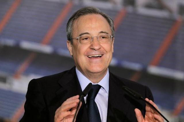تقارير: بيريز يعلن عن تصفية 5 لاعبين داخل مدريد
