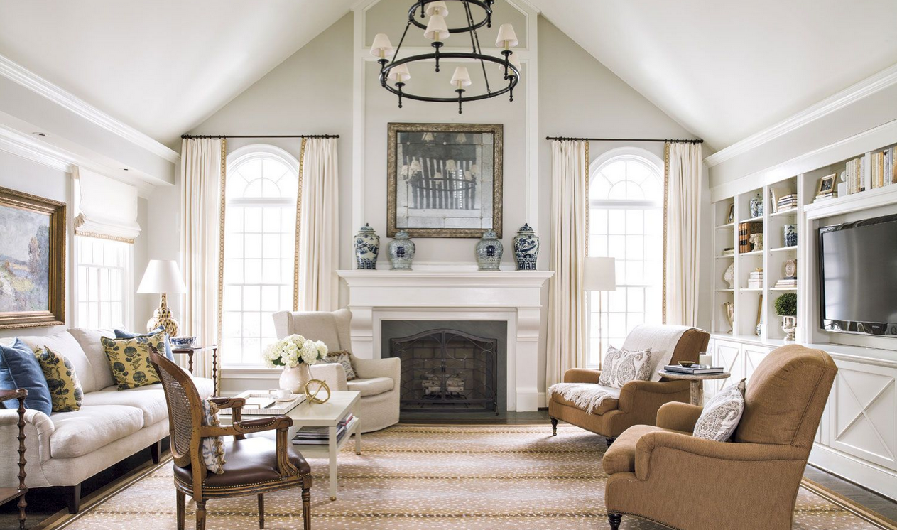 What window treatment is best for an arched window? - Interior ...