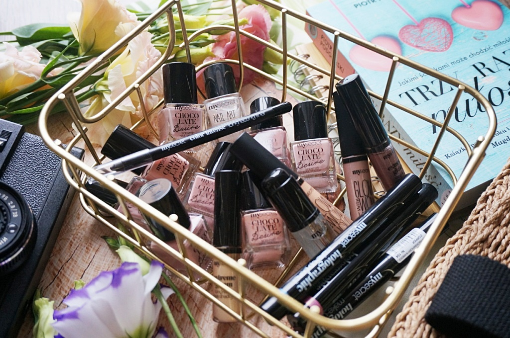My Secret kosmetyki do makijażu