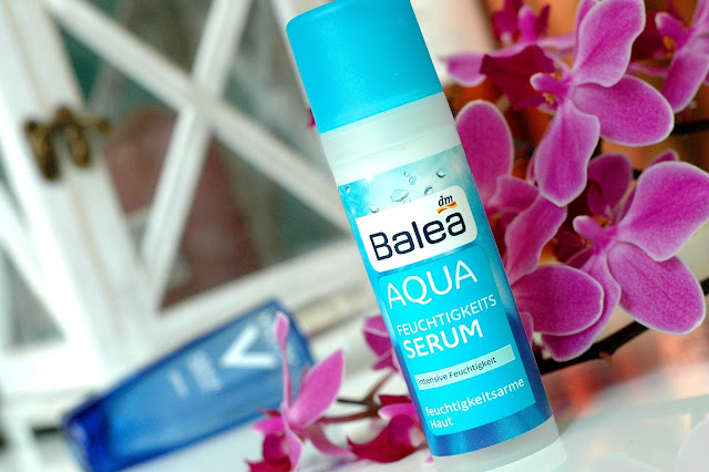 Erfahrungen Balea Aqua Feuchtigkeitsserum