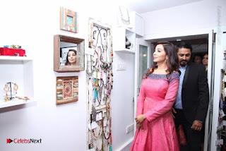 Actress Parvathy Nair Inaugurates IZA Designer Boutique Gallery  0005.jpg