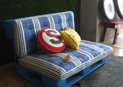 Rahasia Pallet Plastik - Rajapallet - Kursi Sofa