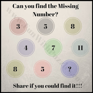 Very easy math number puzzle