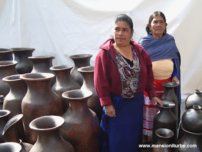 Mexican Artisans from Cocucho Michoacán