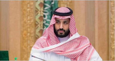 """شاهد/ ولي العهد السعودي للسيسي """"من خان رئيسه بالتأكيد سيخون من دعمه"""""""