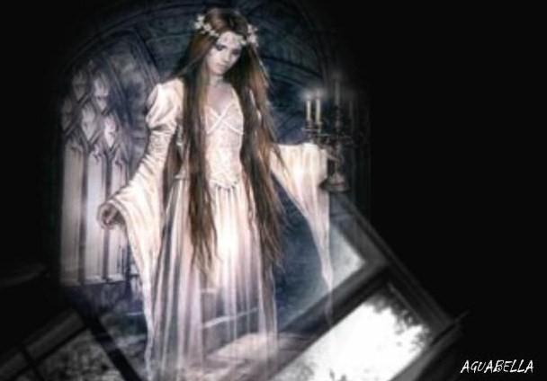 www.corporacionphantom.blogspot.mx: leyenda la novia vestida de blanco.