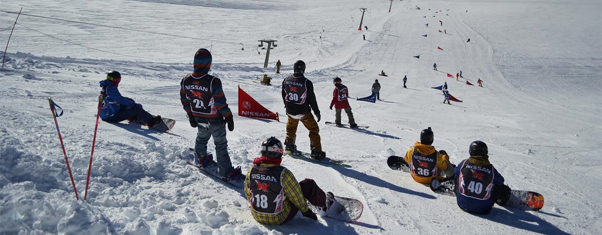 CBDN abre inscrições para Campeonato Brasileiro de Snowboard