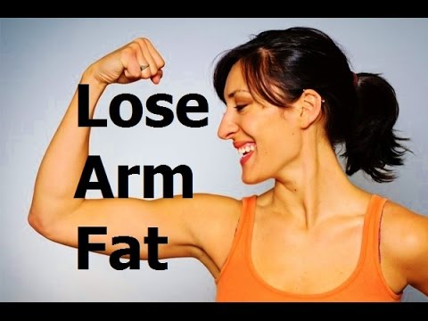 How To Lose Arm Fat In Just One Week