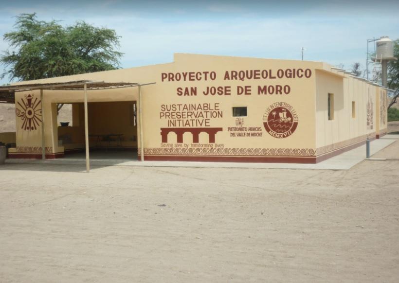 Complejo arqueológico San José de Moro