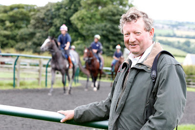 Mark Johnston Horse Trainer
