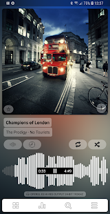 Poweramp Music Player v3-build-827-play/uni APK