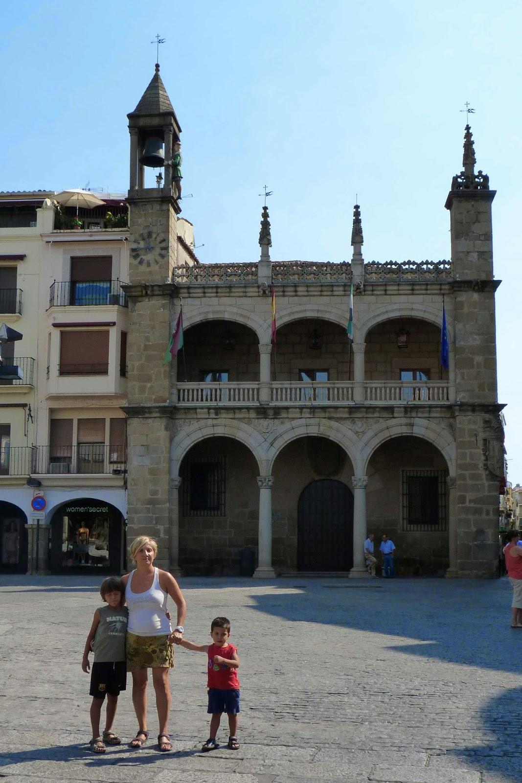 Ayuntamiento de Plasencia.