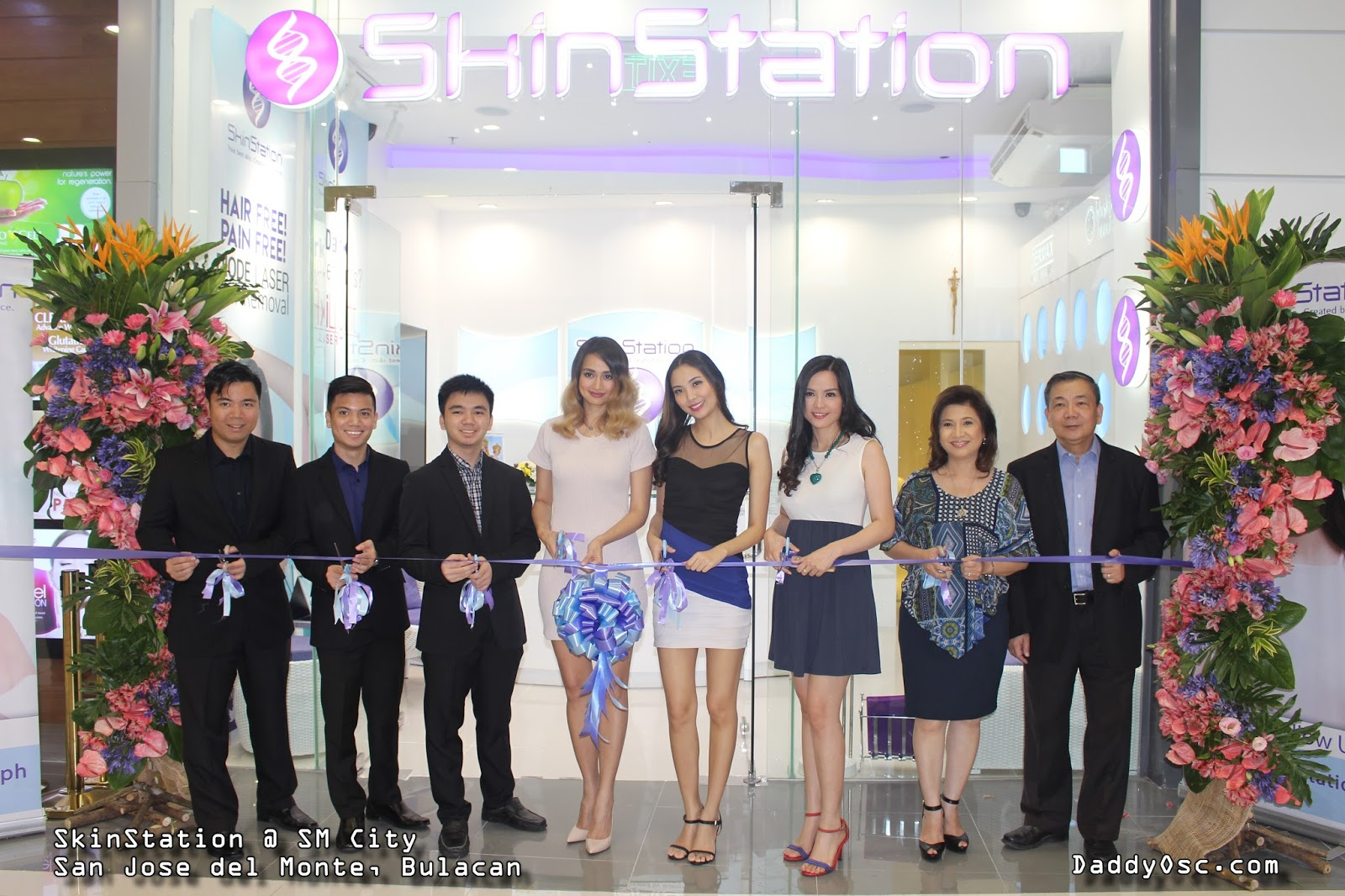 Stupendous Skinstation Opens At Sm City San Jose Del Monte Bulacan Download Free Architecture Designs Scobabritishbridgeorg