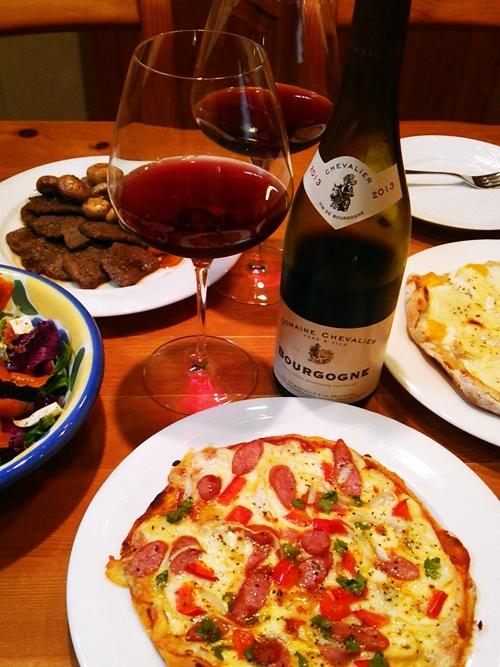 【wine】 2013 Domaine Chevalier,Bourgogne Pino Noir