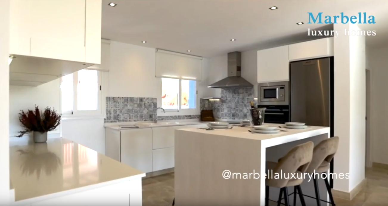 11 Photos vs. Marbella Luxury Homes (ENG) Paraiso Pueblo, Benahavis - Luxury House & Interior Design Tour