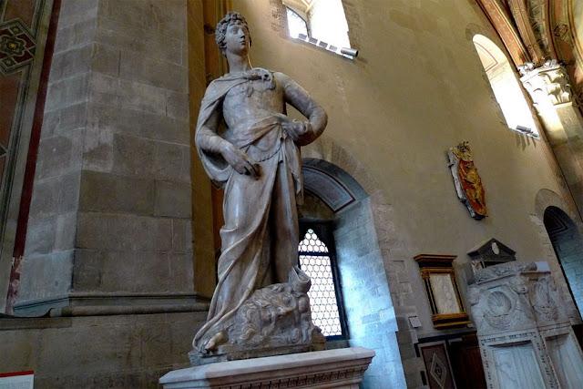 Informações do Museu Nacional do Bargello em Florença
