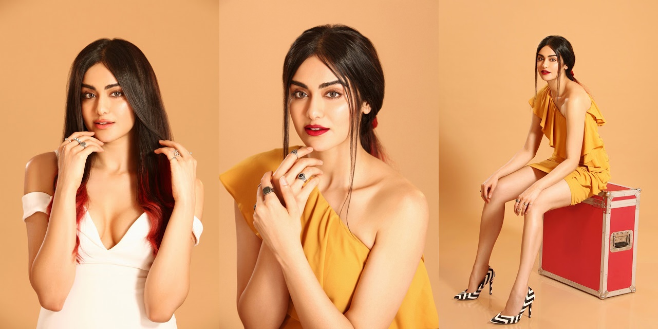 Adah Sharma Photo Shoot For Femina 2017 Photos