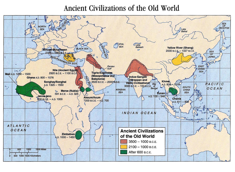 Best Ancient Civilizations