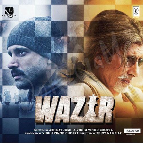 Wazir images poster wallpaper