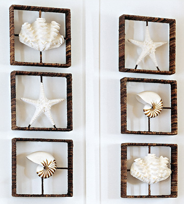 wall decor shadow boxes