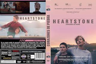 CARATULACORAZONES DE PIEDRA - HEARTSTONE - 2018