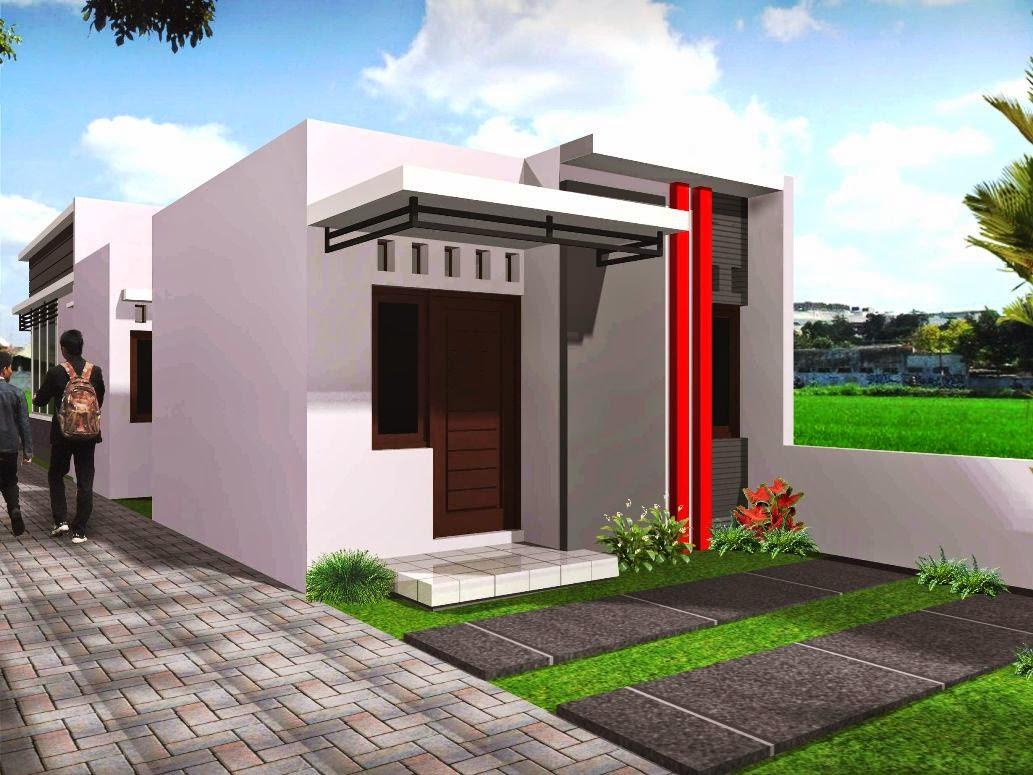 rumah minimalis dengan model modern referensi rumah