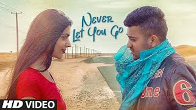 Never Let You Go ( Baaton Ko Teri) Lyrics - Zain Worldwide | Latest Hindi Songs 2017