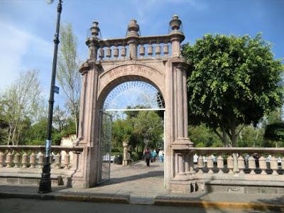 Jardín de San Marcos, Aguascalientes