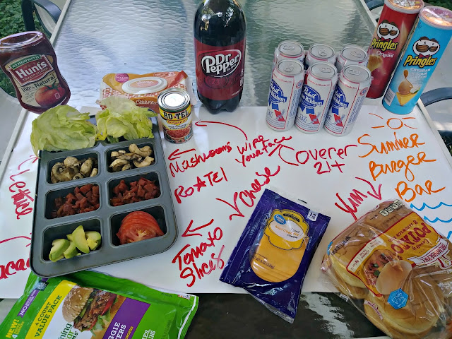 Bring the MorningStar #BurgerBar Truck to Your Next Backyard Celebration!