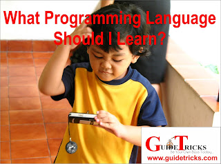 What programming language should I learn?