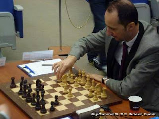 Échecs : Veselin Topalov (2769) - Photo © site officiel