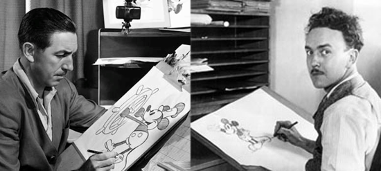 First Versions Mickey Mouse Comics