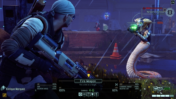 Screenshot of XCOM 2