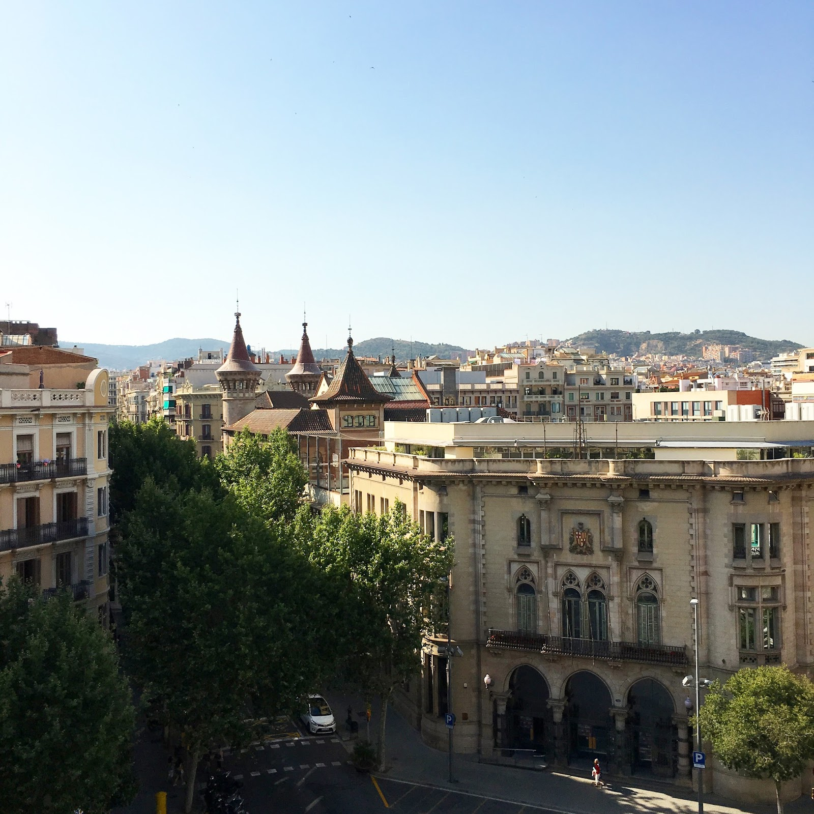 Photo Diaries: Barcelona, Spain Part 1 | Cate Renée