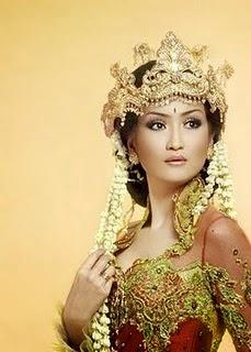Foto Model Baju Kebaya Adat Sunda