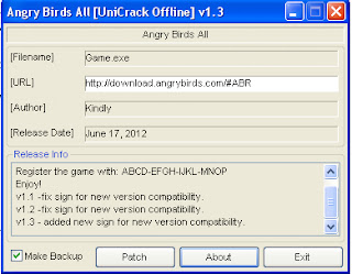 How to install angry birds(all) +cracked+download link total youtube.