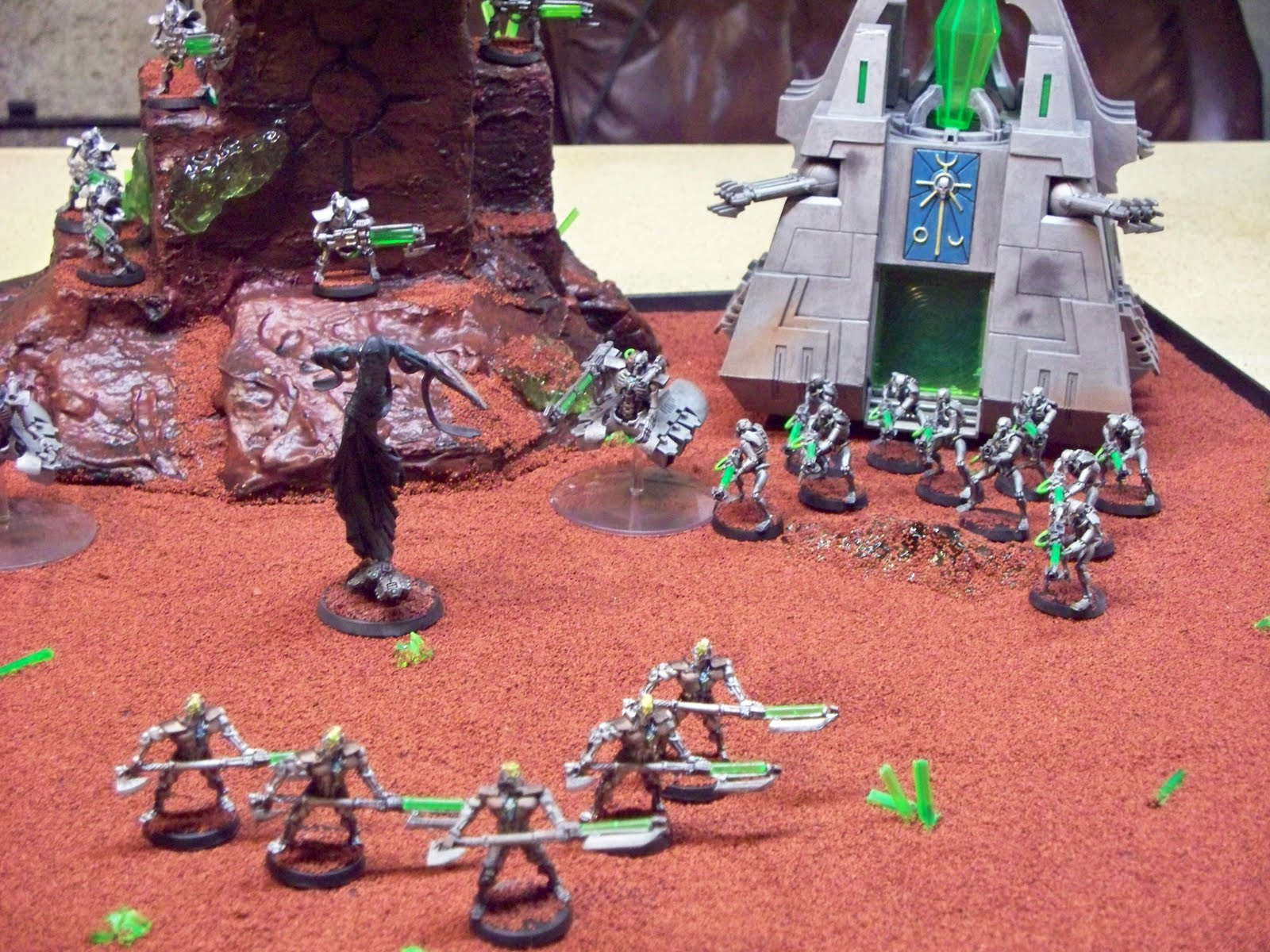 Chaos Kingdoms In Which I Reveal My Army Board And