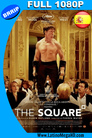 The Square (2017) Español HD 1080P ()