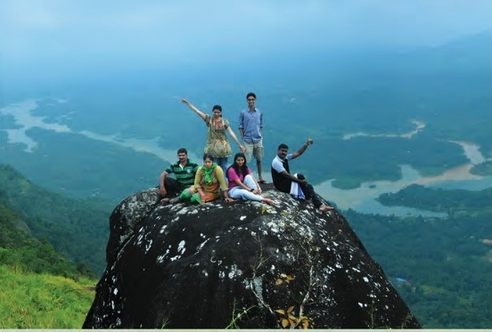 Distance between Ilaveezha Poonchira and Vagamon, An Offroad TrIp to IlaveezhaPoonchirA